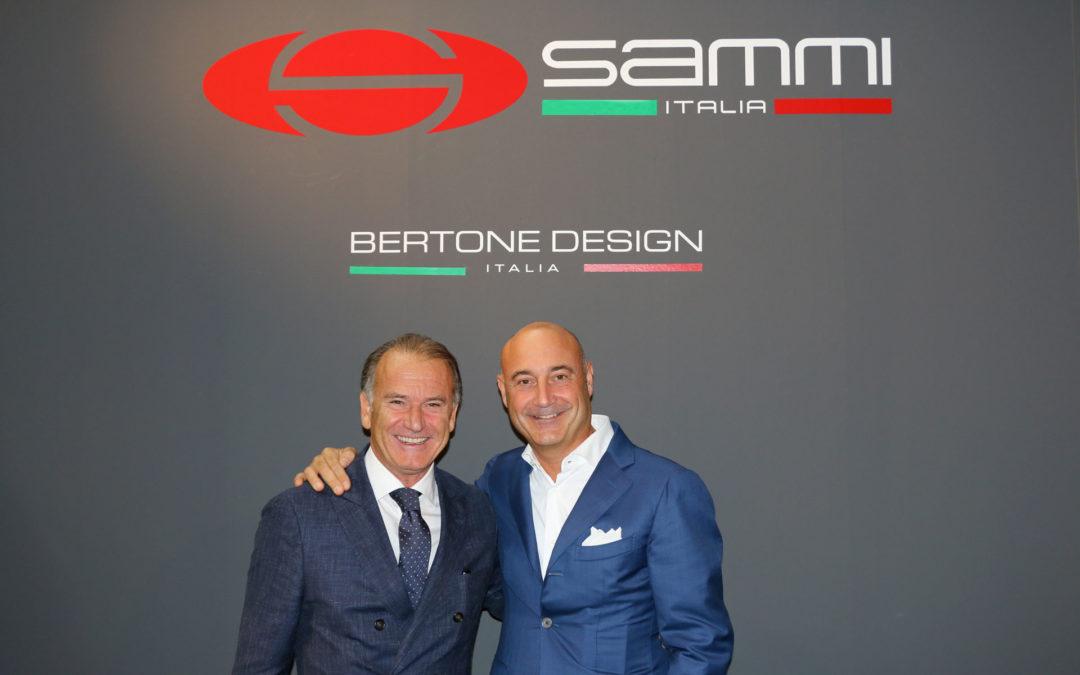 Sammi Export ft Bertone Design