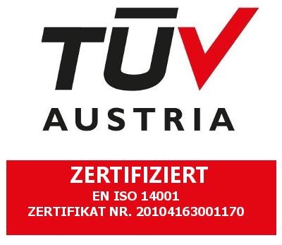 Environment certification ISO 14001 Sammi Export