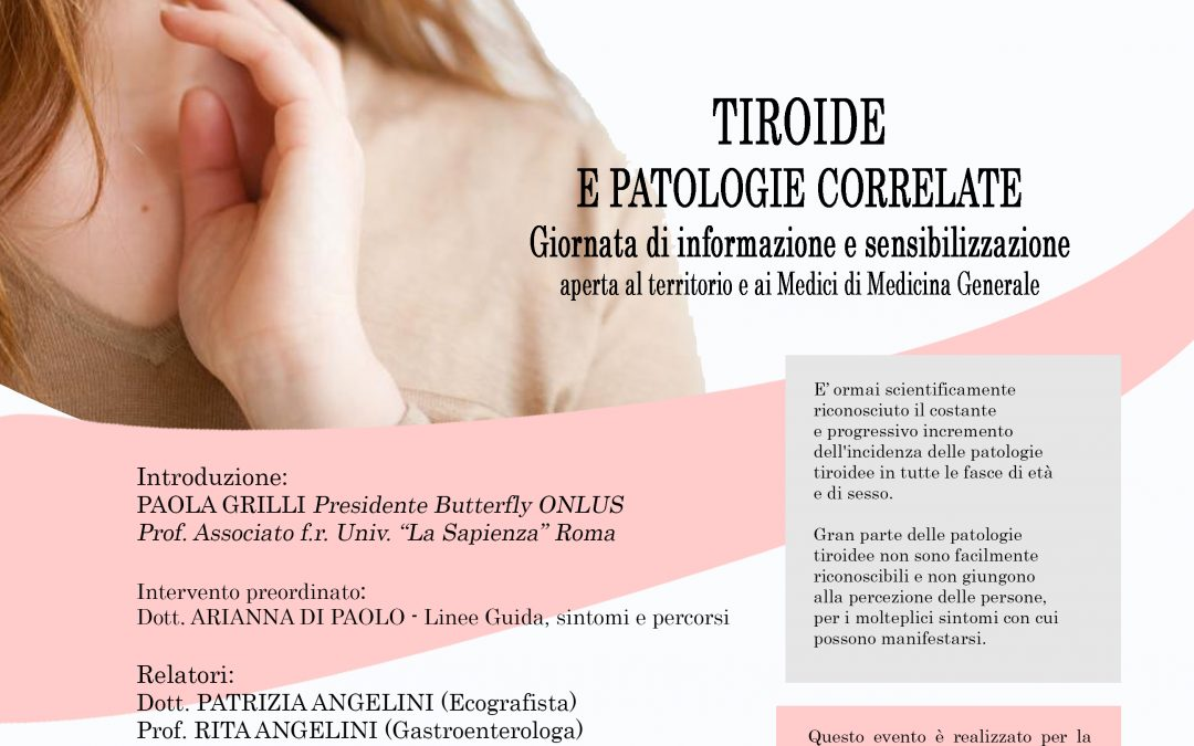 Tiroide e patologie correlate