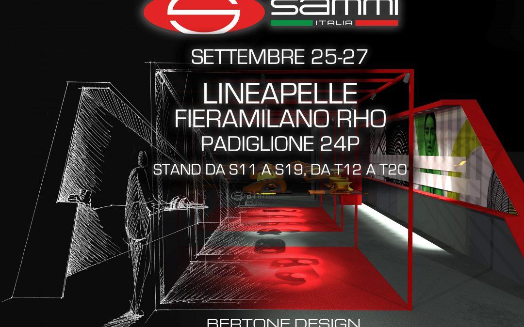 Sammi Export a LineaPelle dal 25 al 27 settembre